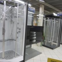 cabines de douche + parois